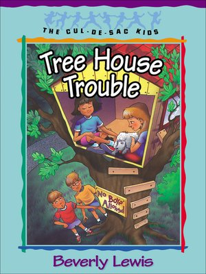 cover image of Tree House Trouble