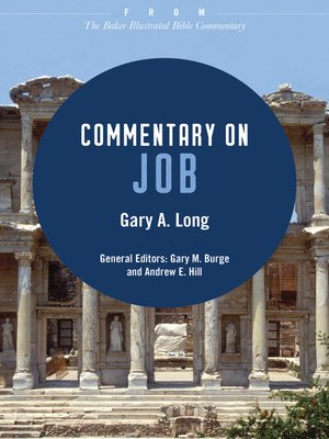 cover image of Commentary on Job