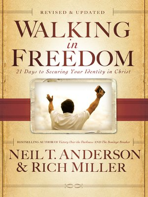 cover image of Walking in Freedom