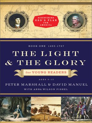 cover image of The Light and the Glory for Young Readers