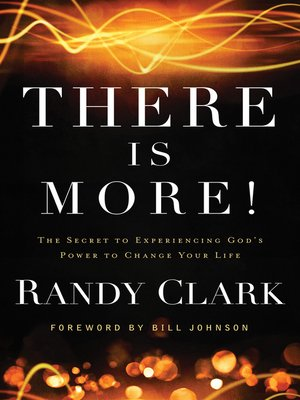 cover image of There Is More!