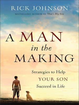 cover image of A Man in the Making