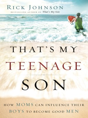 cover image of That's My Teenage Son