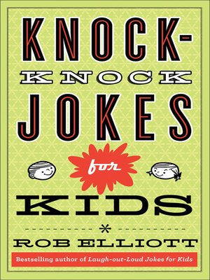 cover image of Knock-Knock Jokes for Kids