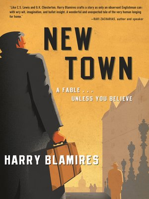 cover image of New Town