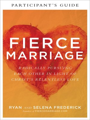 cover image of Fierce Marriage Participant's Guide