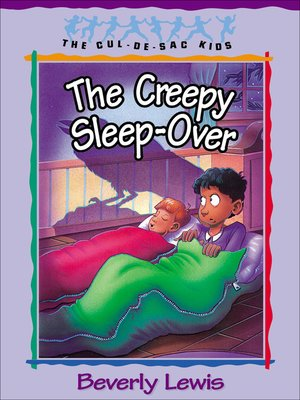 cover image of The Creepy Sleep-Over