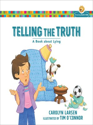 cover image of Telling the Truth
