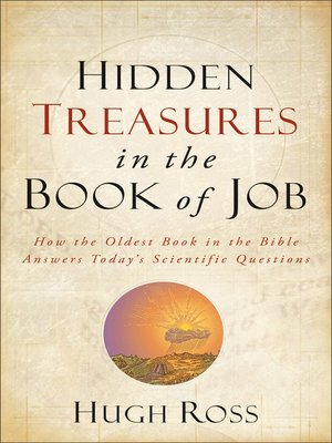 cover image of Hidden Treasures in the Book of Job