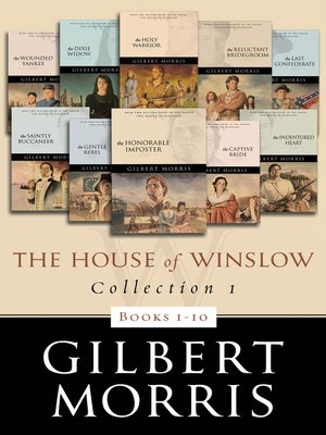 cover image of The House of Winslow Collection 1