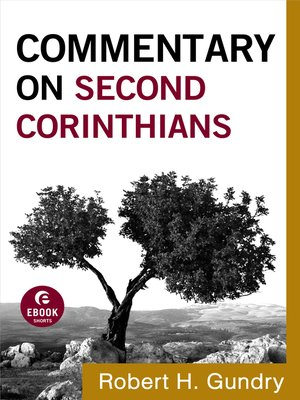 cover image of Commentary on Second Corinthians