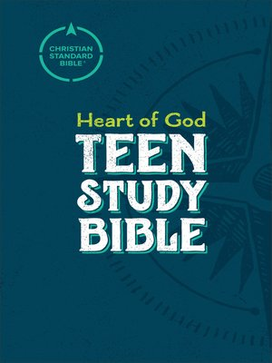 cover image of CSB Heart of God Teen Study Bible