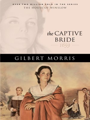 cover image of The Captive Bride