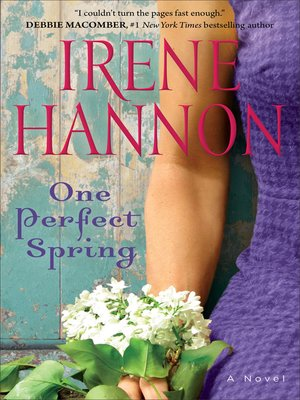 cover image of One Perfect Spring