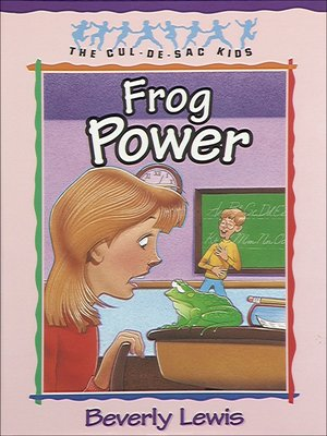 cover image of Frog Power