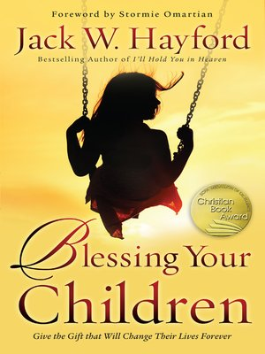 cover image of Blessing Your Children