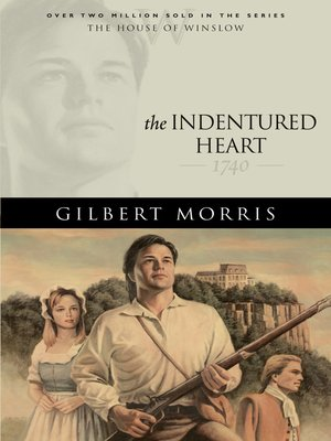 cover image of The Indentured Heart