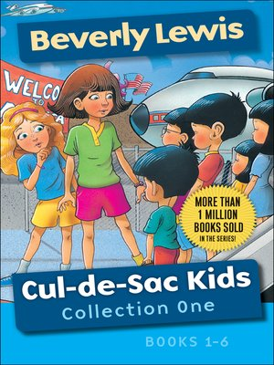 cover image of Cul-de-Sac Kids, Collection 1: The Double Dabble Surprise ; The Chicken Pox Panic ; The Crazy Christmas Angel Mystery ; No Grown-ups Allowed ; Frog Power ; The Mystery of Case D. Luc
