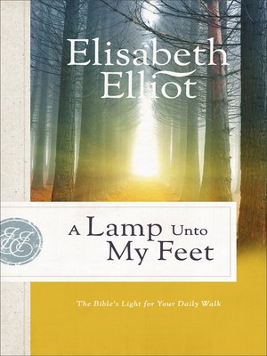 cover image of A Lamp Unto My Feet