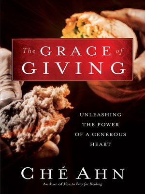 cover image of The Grace of Giving
