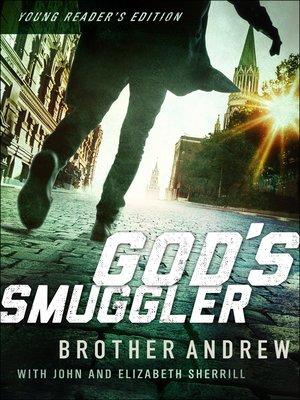 cover image of God's Smuggler