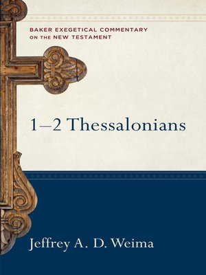 cover image of 1-2 Thessalonians