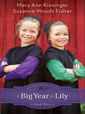 cover image of A Big Year for Lily