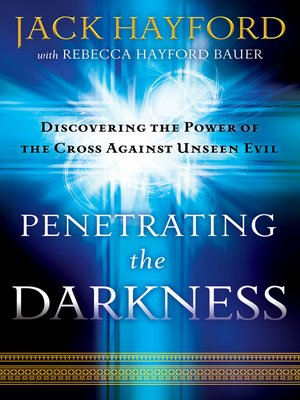 cover image of Penetrating the Darkness