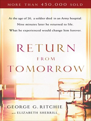 cover image of Return from Tomorrow