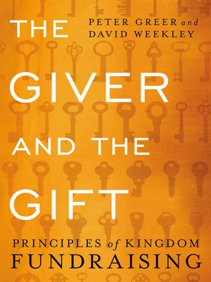 cover image of The Giver and the Gift