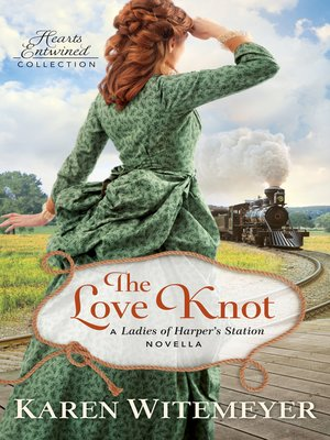 cover image of The Love Knot