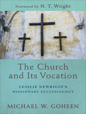 cover image of The Church and Its Vocation