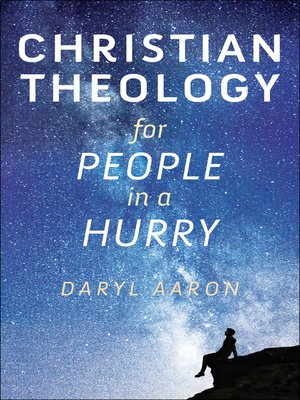 cover image of Christian Theology for People in a Hurry