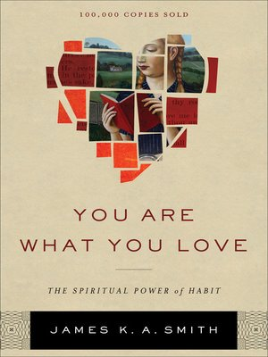 cover image of You Are What You Love