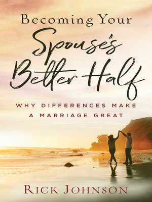 cover image of Becoming Your Spouse's Better Half