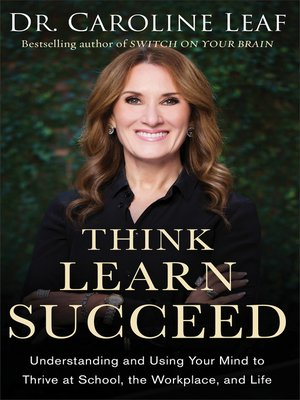 cover image of Think, Learn, Succeed