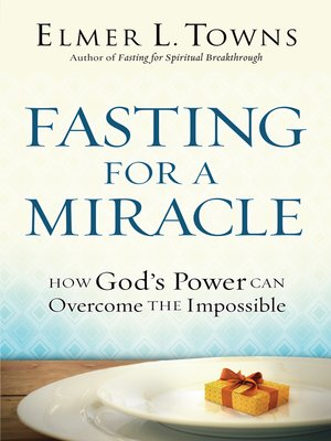 cover image of Fasting for a Miracle