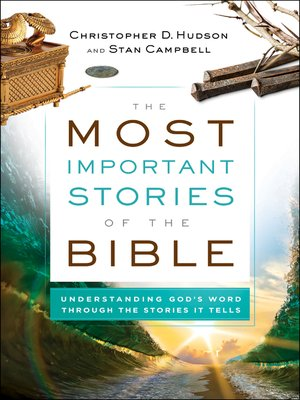 cover image of The Most Important Stories of the Bible