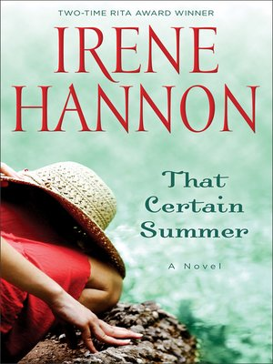 cover image of That Certain Summer