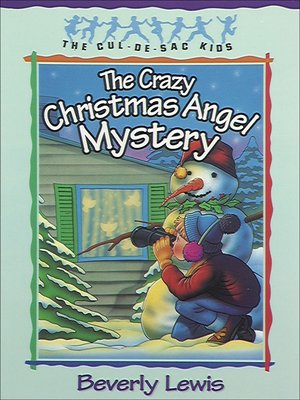 cover image of The Crazy Christmas Angel Mystery