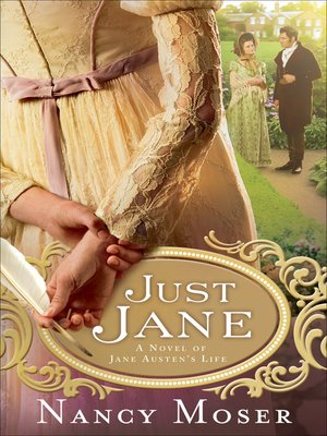 cover image of Just Jane