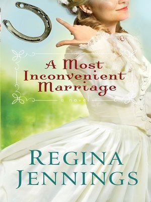 cover image of A Most Inconvenient Marriage