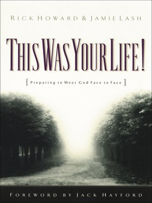 cover image of This Was Your Life!