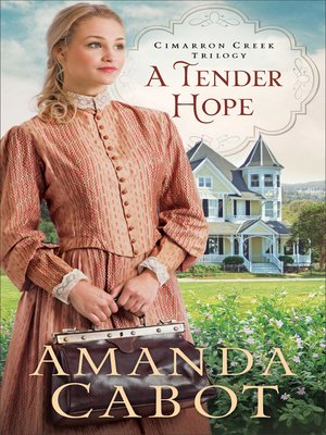 cover image of A Tender Hope