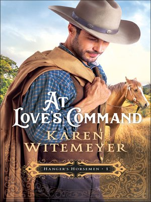 cover image of At Love's Command