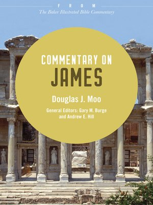 cover image of Commentary on James