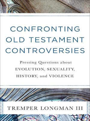 cover image of Confronting Old Testament Controversies