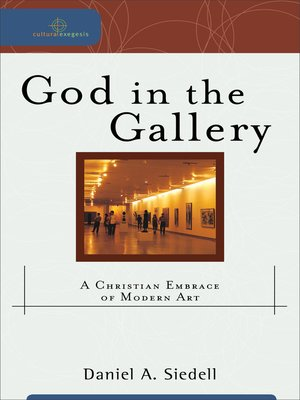 cover image of God in the Gallery