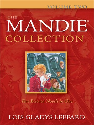cover image of The Mandie Collection, Volume 2