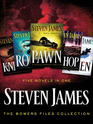 cover image of The Bowers Files Collection, 5 Novels in 1